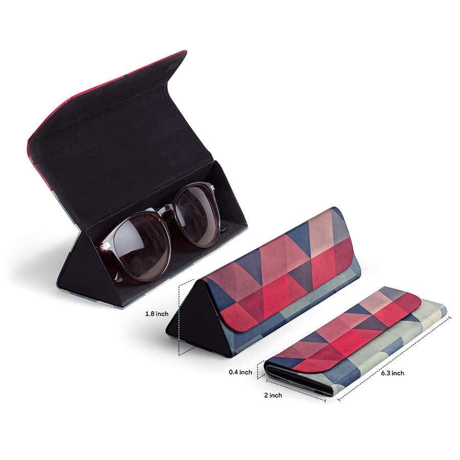 Magnetic Clip High Quality Fabric Leather With Side Cotton Clamps