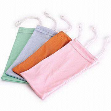 Silky Cotton Pouchs